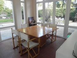 Tavolo della veranda